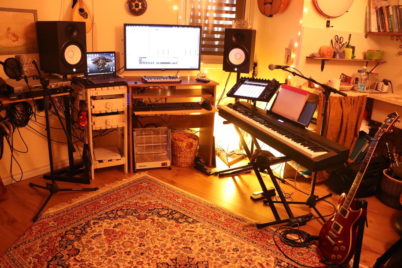 סטודיו פרדס חנה אולפן הקלטות יצירה הפקה מיקס