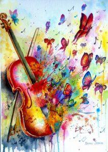 צלילי הנפש טיפול מוזיקה מוסיקה music therapy תרפיה תראפיה